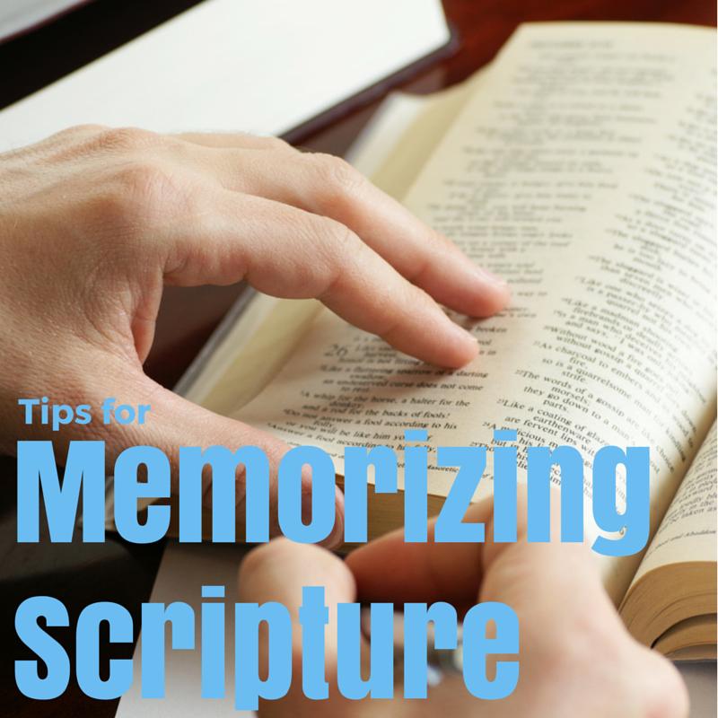 Scripture-Memorization-Tips