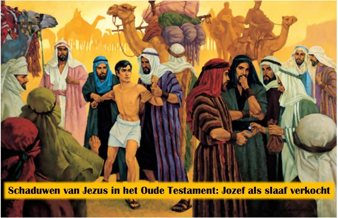 schaduw van jezus