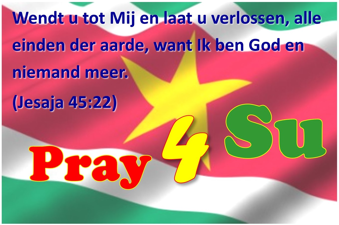 pray for suriname