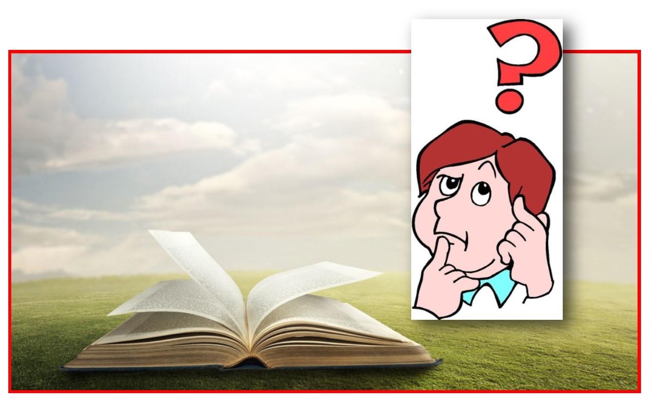 vragen over bijbel