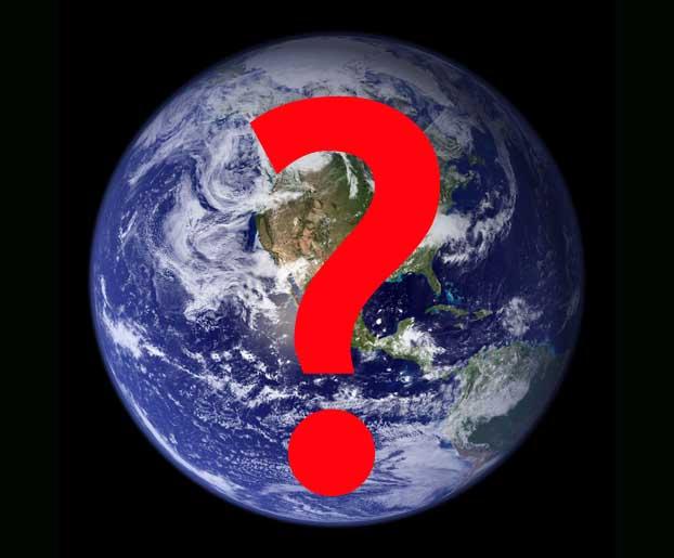 hoe oud de aarde