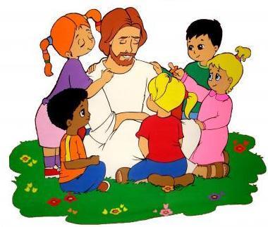 JESUS en kinderen