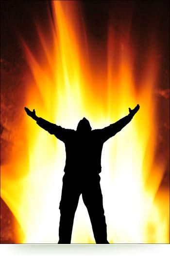 vuur van God