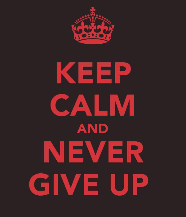 keep kalm