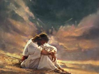 stille tijd jezus
