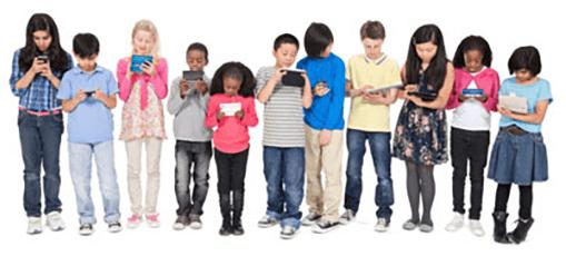 Social-Media-impact-on-kids