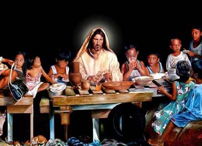 jezus en de kinderen