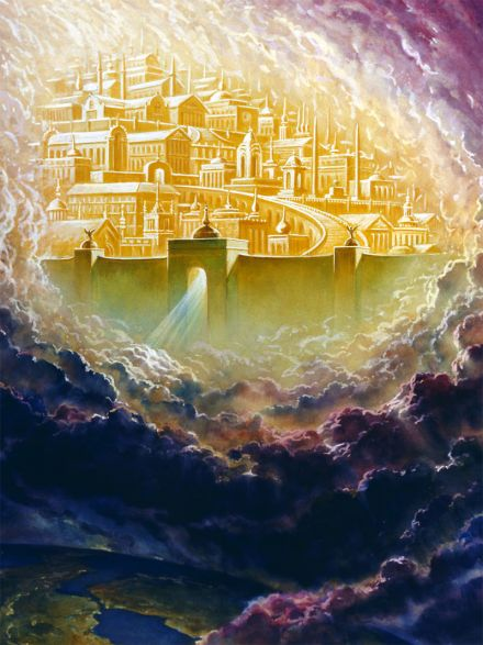 het nieuwe jeruzalem