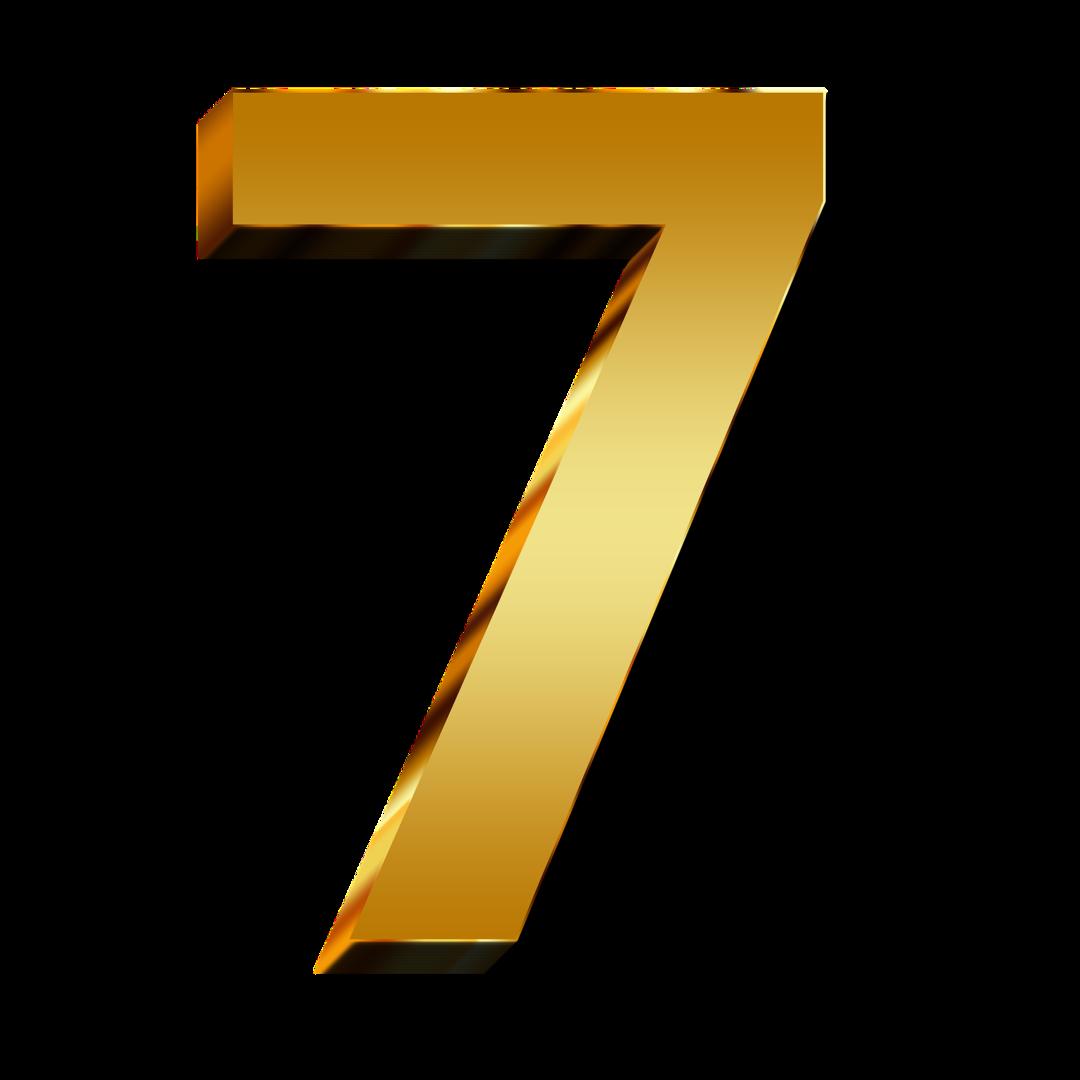 getal 7
